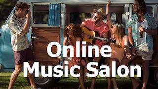 OnlineMusicSalon